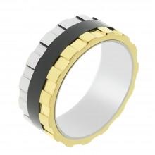 Мужские кольца из стали Тип/Модель украшения Антистресс купить №14