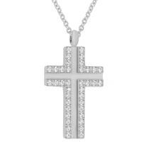 Кулон - крест ПС-2131