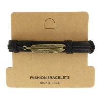 Кожаны браслет Casual БС-3226