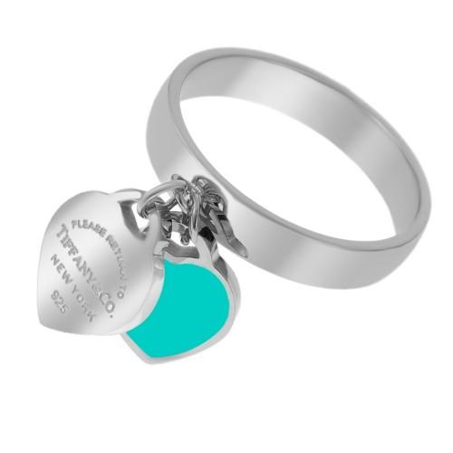 Женское кольцо из стали Кальвадос