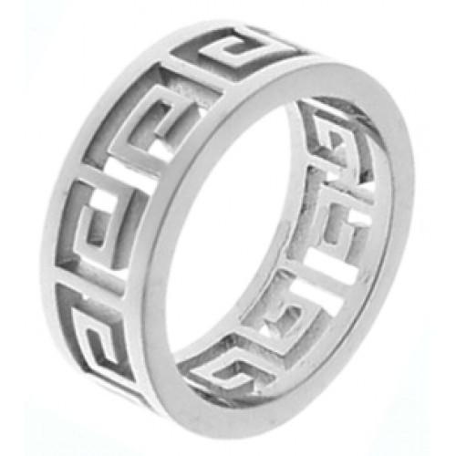 Женское кольцо из стали Феба