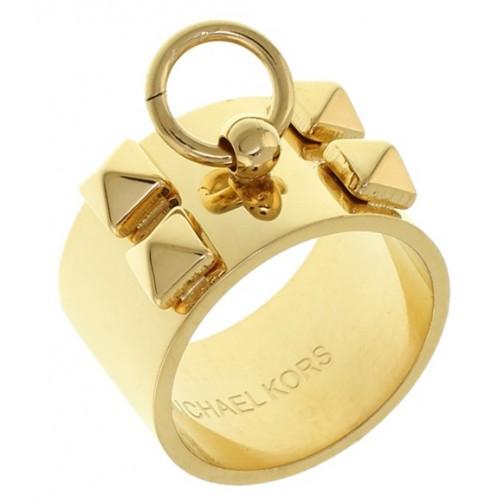 Женское кольцо из стали Сохо