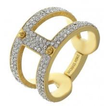 Стальное кольцо женское Инна