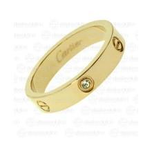 Стальное кольцо женское Лаодика