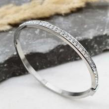 Женские браслеты из стали Коллекции Свадебная купить №9