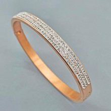 Женские браслеты из стали Коллекции Свадебная купить №12