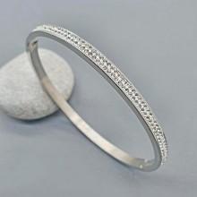 Женские браслеты из стали Коллекции Свадебная купить №2
