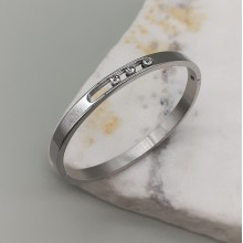 Женские браслеты из стали Коллекции Свадебная купить №7