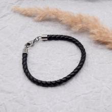 Плетеный браслет мужской женский Туркан