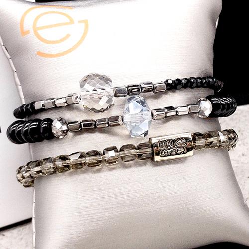 Эластичные браслеты из натурального камня Джуна