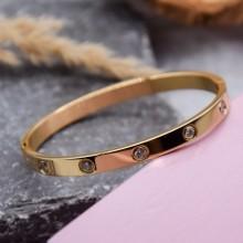 Женские браслеты из стали Коллекции Свадебная купить №17