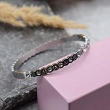 Женские браслеты из стали Коллекции Свадебная купить №3