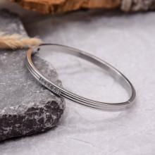 Женские браслеты из стали Коллекции Минимализм купить №12