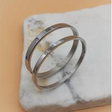Женские браслеты из стали Коллекции Свадебная купить №11