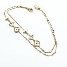 Модный браслет-цепочка из ювелирной стали Формула успеха