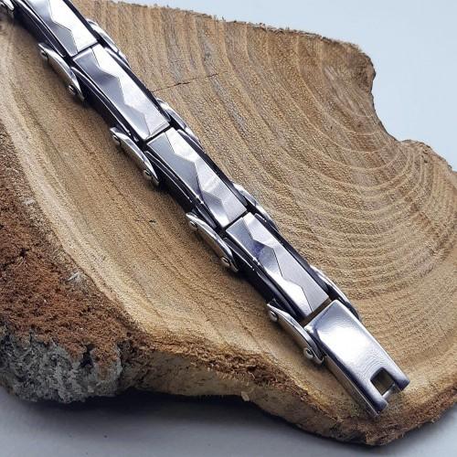 Браслет нержавеющая сталь для мужчин Марселос