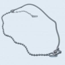 Стальная подвеска для женщин комбинация цепочек Герда
