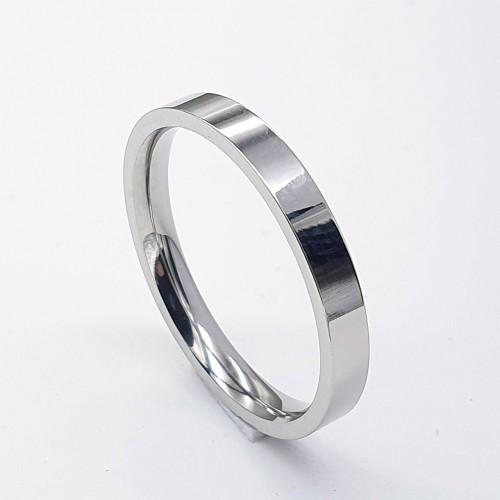 Свадебные кольца из медицинской стали американка 3 мм