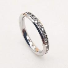 Фаланговое женское кольцо 3 мм