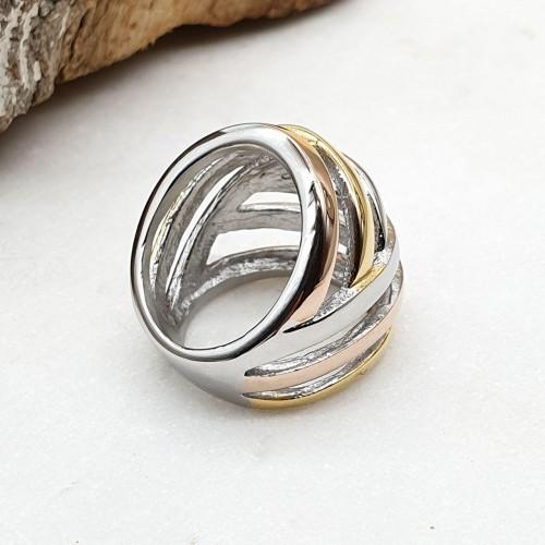 Кольцо из медицинского сплава Мавис