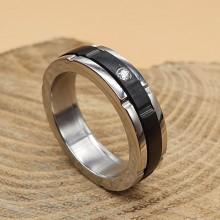 Мужские кольца из стали Тип/Модель украшения Антистресс купить №8