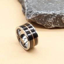 Мужские кольца из стали Тип/Модель украшения Антистресс купить №21