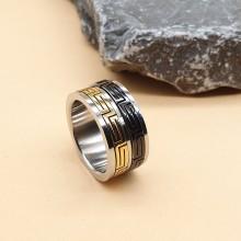 Мужские кольца из стали Тип/Модель украшения Антистресс купить №20