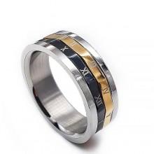 Мужские кольца из стали Тип/Модель украшения Антистресс купить №5