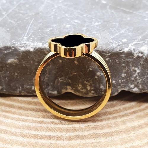 Кольцо из медицинской стали женское Мессалина