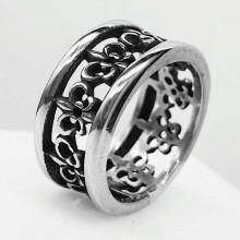 Кольца Тип/Модель украшения Двойные купить №2
