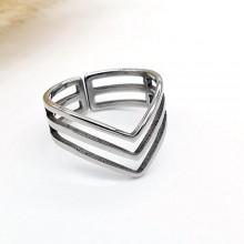 Кольцо на фалангу женское Равана