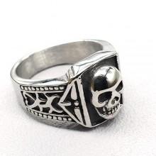 Мужские кольца из стали Тип/Модель украшения В стиле ROCK купить №8