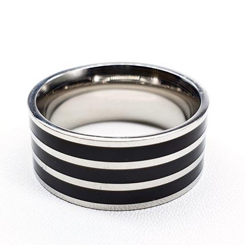 Кольцо из комбинированной медицинской стали Кридан