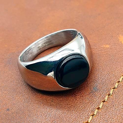 Кольцо из медицинского сплава Масон