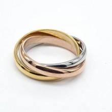 Кольцо из нержавеющей стали Три грации