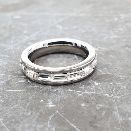 Кольцо из медицинской стали женское Тиана