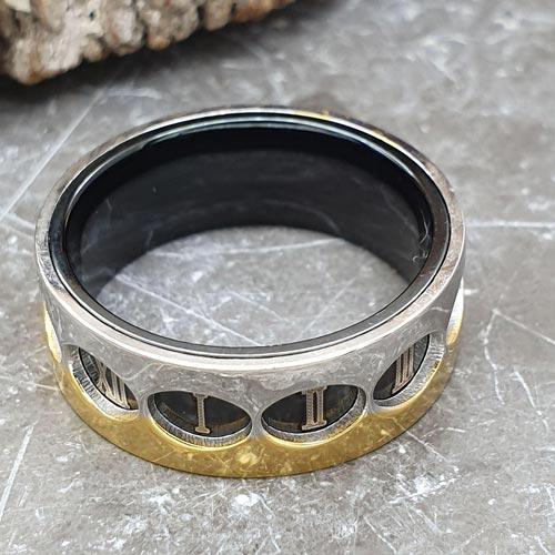 Кольцо из медицинской стали мужское Биг Бен