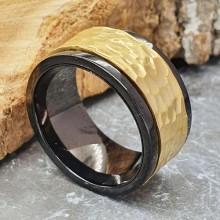 Мужские кольца из стали Тип/Модель украшения Антистресс купить №1