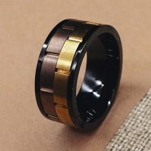 Мужские кольца из стали Тип/Модель украшения Антистресс купить №10