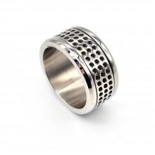 Мужские кольца из стали Тип/Модель украшения Антистресс купить №3