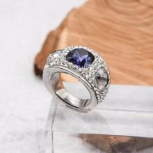 Женские кольца из стали Вставка Кристалл Swarovski купить №13