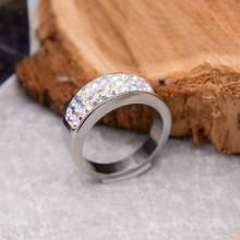 Кольца Swarovski Цвет камня Хамелеон купить №4