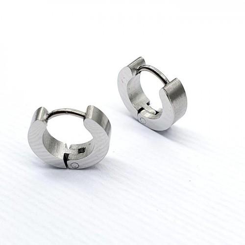 Серьги-кольца унисекс из медицинской стали 3 мм в ассортименте