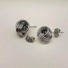 Серьги из стали для женщин Коллекции Минимализм купить №16