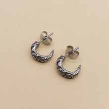 Серьги из стали для мужчин Тип/Модель украшения В стиле ROCK купить №20