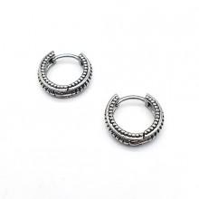 Серьги кольца для женщин Тип/Модель украшения Без подвесок купить №6