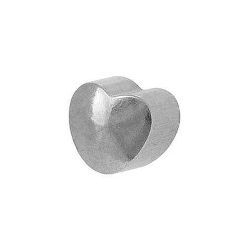 Сережки для первого прокола формы Studex Сердечко без покрытия (размер R, M)