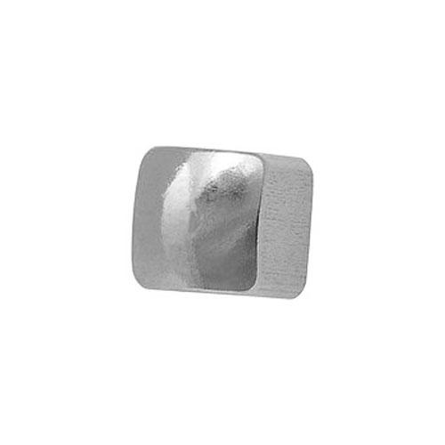 Сережки для первого прокола формы Studex Квадратик без покрытия