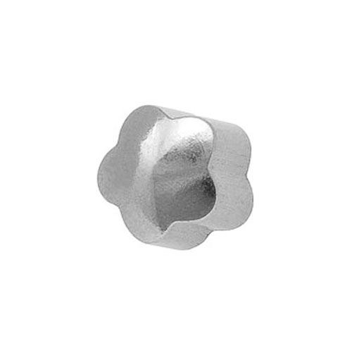 Сережки для первого прокола формы Studex Цветочек без покрытия (размер R)