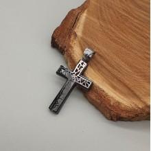 Рокерские и байкерские кулоны Тип/Модель украшения В стиле ROCK, Вид изделия Крестики купить №17
